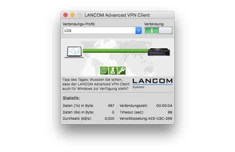 LANCOM Advanced VPN Client Mac OS X, Upgrade, 1-Licence