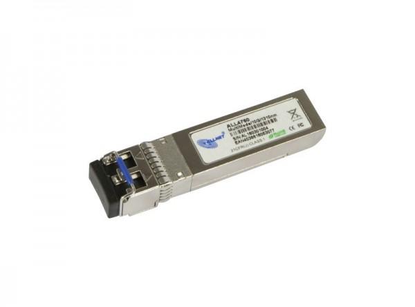 ALLNET Switch Modul ALL4760 SFP+(Mini-GBIC), 10Gbit Multimode, bis 220m, LRM/LC,