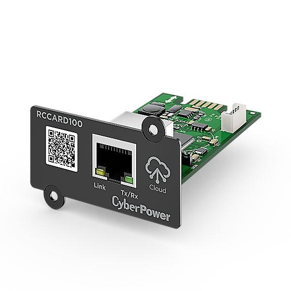 CyberPower USV, zbh. Cloud-Netzwerkkarte für OR , PR, OL, OLS und EPS Modelle