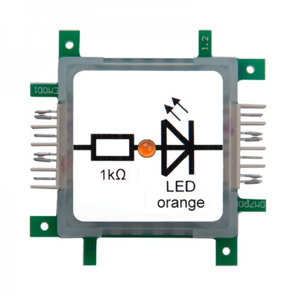 ALLNET Brick'R'knowledge LED orange