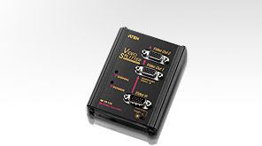 Aten Video Splitter, 1xInput,2xOutput, Video 1920x1440, 80H