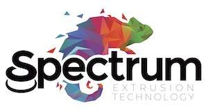 Spectrum 3D Filament PET-G HT100 TRANSPARENT blau 0.5kg