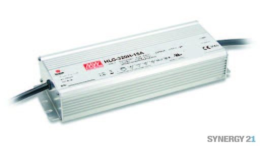 Synergy 21 LED Netzteil - 24V 320W meanwell dimmbar IP65