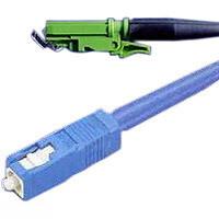 LWL-2-Faser-Patchk. 5mtr.SC-E2000, 50/125um