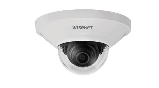 "Hanwha Techwin IP-Cam Fixed Dome ""Q-Serie QND-8021 5MP"