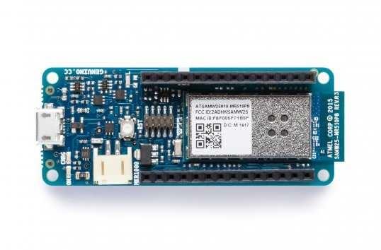 Arduino® Board MKR WIFI 1000 (WLAN) (with headers mounted)