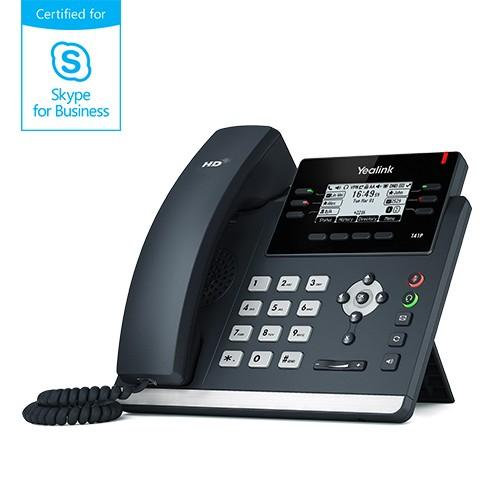 Yealink MSFT - Skype4Business T41S IP-Telefon Basic PoE