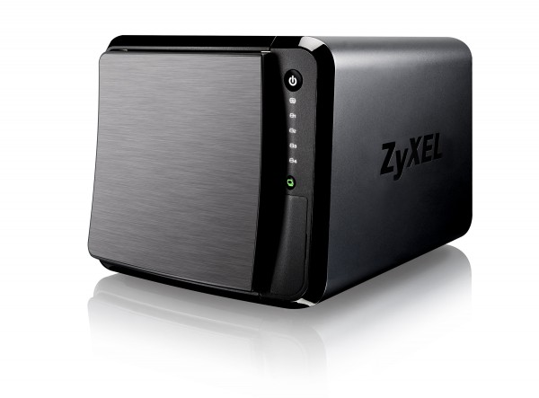 Zyxel NAS Network Storage 4-Bay NAS542, Syslog