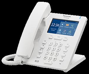 Panasonic KX-HDV340 SIP Terminal (weiß)