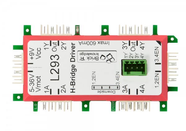 ALLNET Brick'R'knowledge H-Bridge Driver L293
