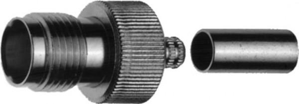 Telegärtner Koax, TNC, Buchse, RG-58,