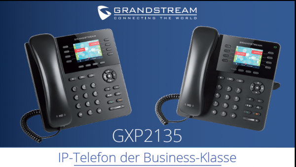 Grandstream SIP GXP-2135 Advanced Entry Business