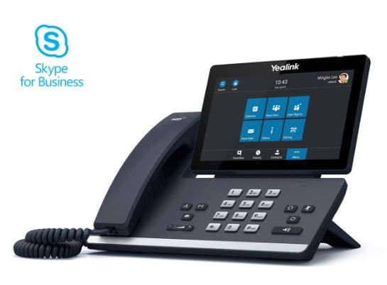 Yealink MSFT - Skype4Business T5 Series T56A Android based