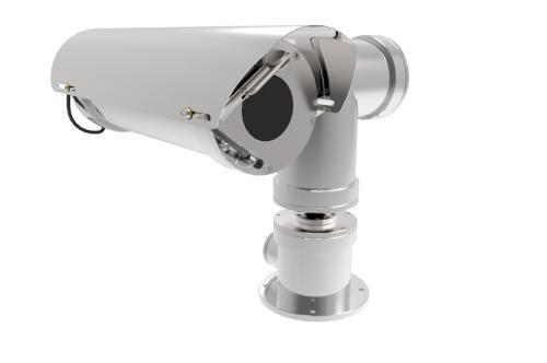 Axis Netzwerkkamera Explosions-geschütz XF40-Q1765-60C ATEX IECEX CLCUS