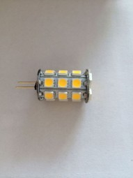 Synergy 21 LED Retrofit G4 3, 5W Bullet ww