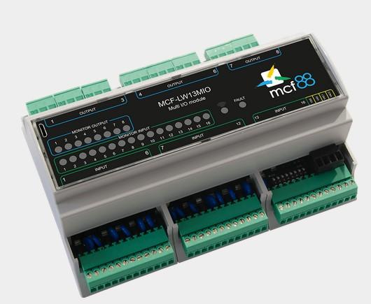 LoRa MCF88 LoRaWAN Multi Multi I/O Module