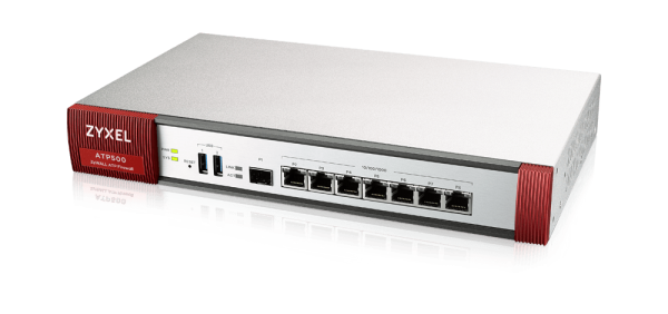 Zyxel Firewall ATP500 inkl. 1 Jahr Security GOLD Pack