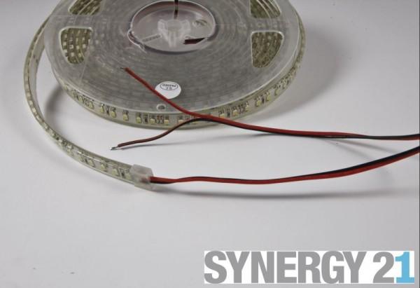Synergy 21 LED Flex Strip warmweiß DC12V 48W IP68