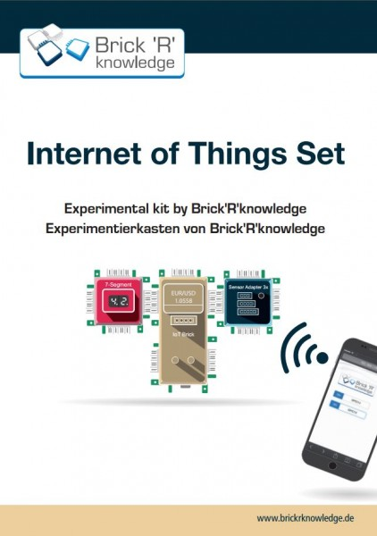 ALLNET Brick'R'knowledge Handbuch Internet of Things
