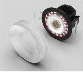 Synergy 21 LED Morpheus zub V3 zub. Linse