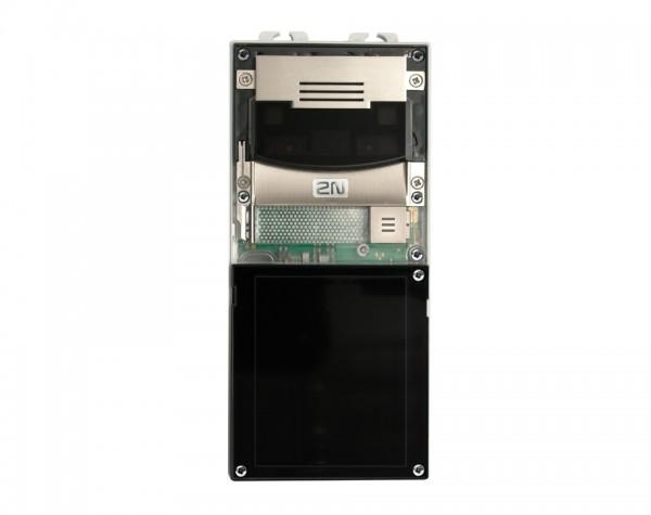 2N Verso IP Türsprechanlage mit HD Kamera und 2er-Aufputzrahmen