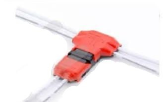 Synergy 21 LED Flex Strip zub. Quick wire splice connector T