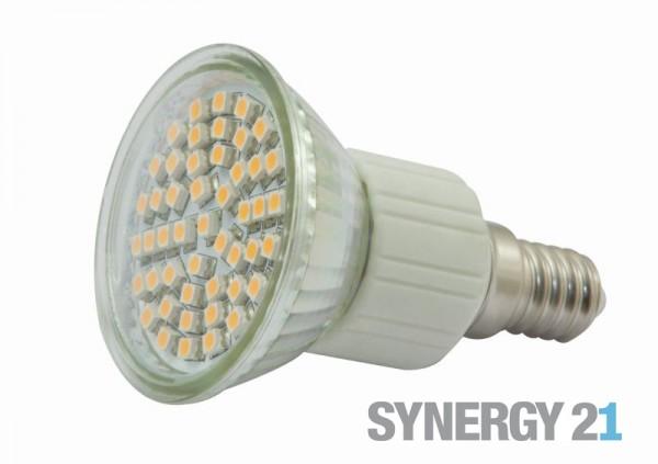 Synergy 21 LED Retrofit E14 Spot SMD 48 LEDs ww