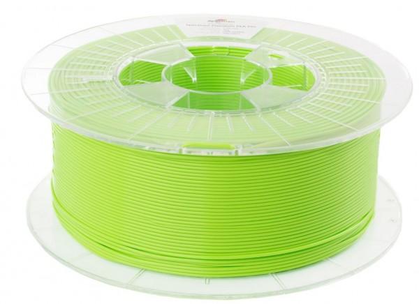 Spectrum 3D Filament / PLA Premium / 1,75mm / Lime Green / Grün / 1kg