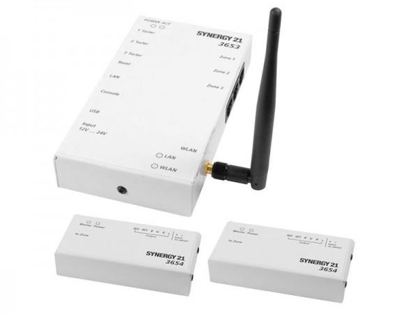 Synergy 21 LED Controller 3653 LED RGB-WW (RGB-CCT) Master Set