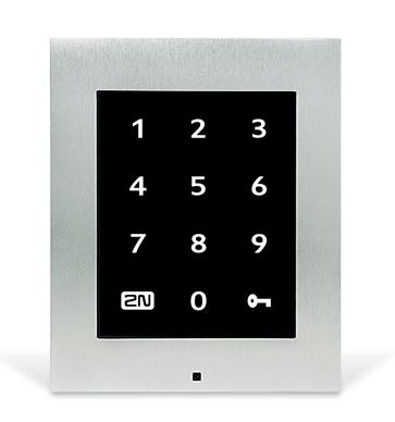 2N Access Unit - Touch-Tastatur