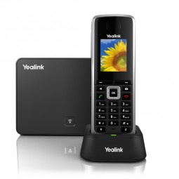 Yealink SIP DECT Telefon SIP-W52P Basis + Handset