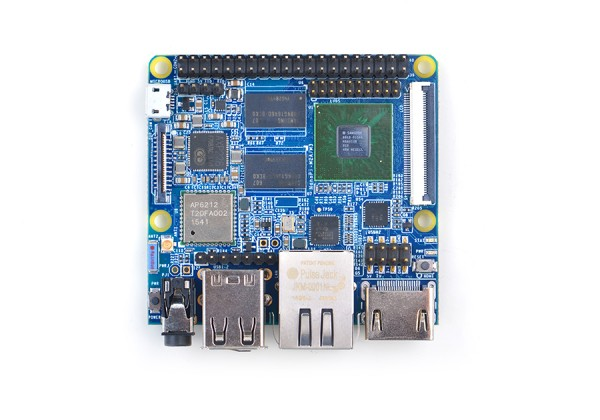 FriendlyELEC NanoPi M1 - QuadCore Allwinner H3 3xUSB HDMI 1080p
