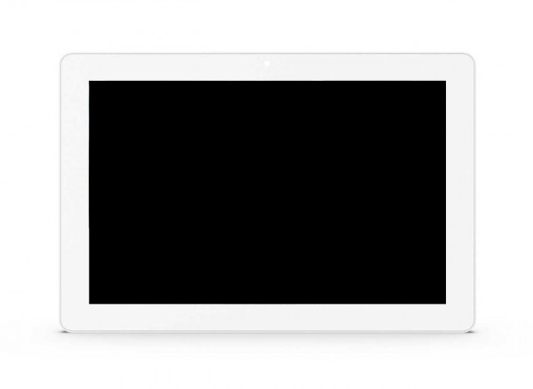 ALLNET Medical PoE Tablet 10 Zoll mit RK3288 Android 8 2GB/16GB oh. Kamera