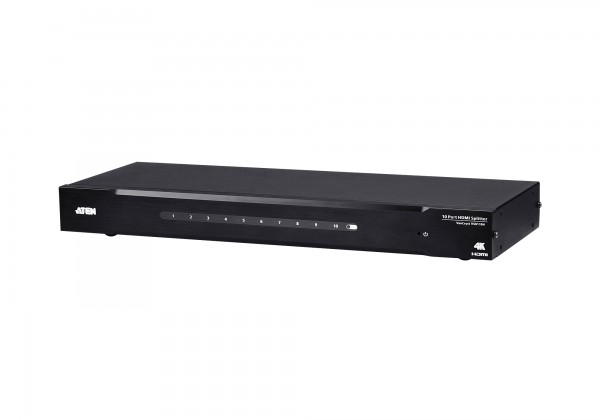 Aten Video Splitter, HDMI, 1xInput,10xOutput, 4K/2K,