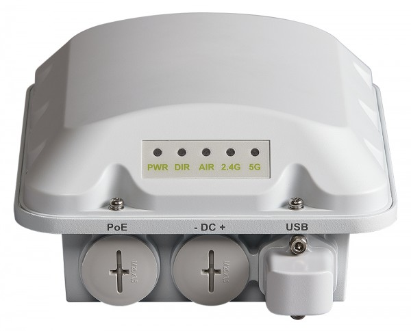 Ruckus Unleashed T310s, 120x30 deg, Outdoor 802.11ac Wave 2 2x2:2, 120 degree sector, dual band concurrent access point