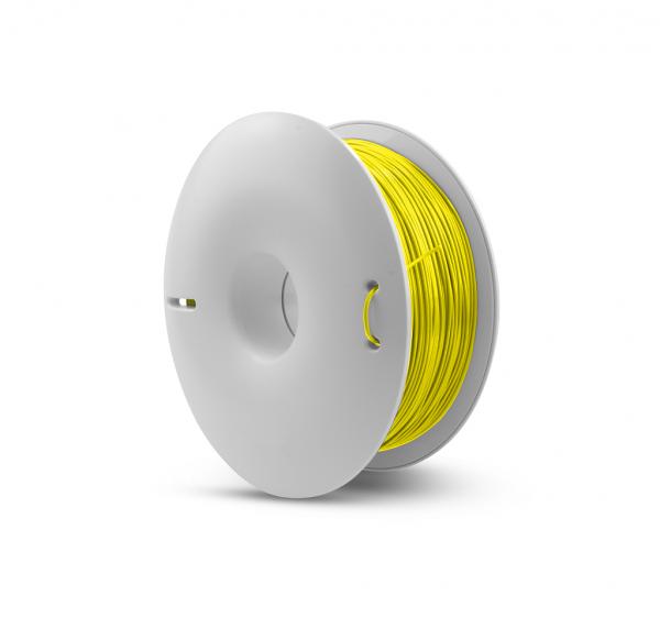 Fiberlogy 3D Filament HD PLA Gelb 1,75 mm