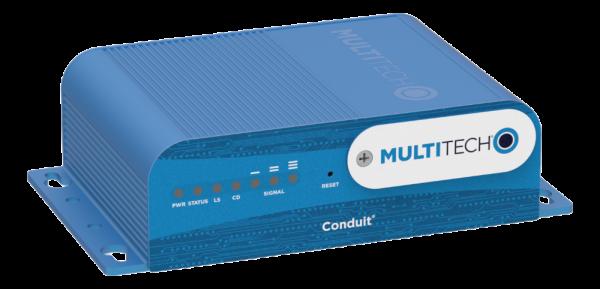 MultiTech MultiConnect Ethernet indoors Conduit Gateway + GNSS + WIFI
