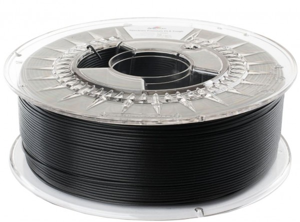 Spectrum 3D Filament PLA Tough 2.85mm DEEP schwarz 1kg