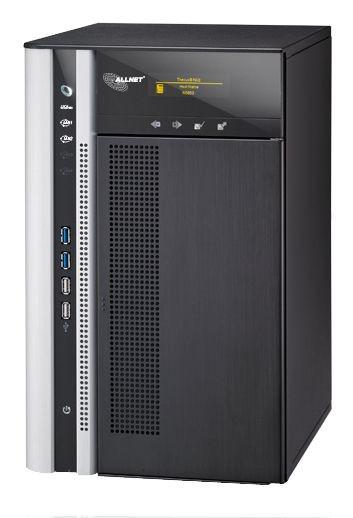 ALLNET ALL-NAS800 / NAS RAID System für 8x SATA I/II/III HDD