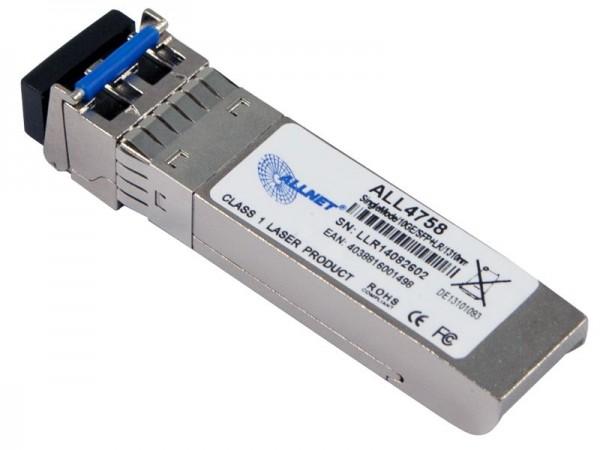 Allnet Switch Modul ALL4758 SFP+(MiniGBIC), 10Gbit, LR/LC,