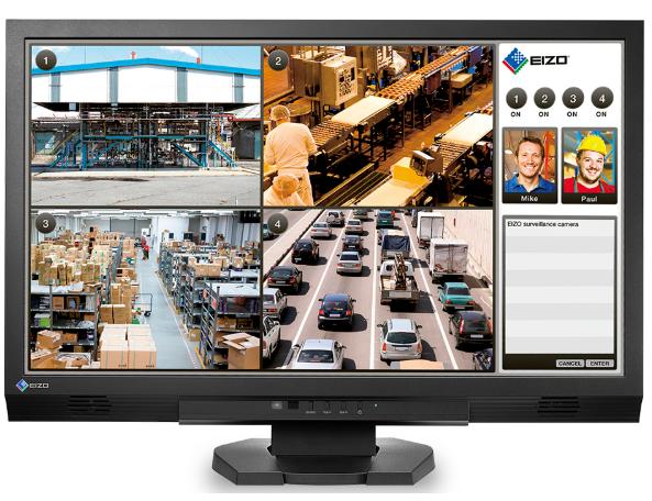 "Eizo DuraVision Video Monitor FDF2305W schwarz 23""Zoll, IPS-Panel"