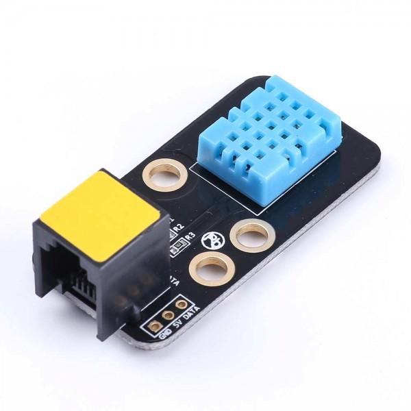 """Makeblock Sensor """"Temperature and Humidity Sensor V1"""" / Temperatur- und Luftfeuchtigkeit für MINT Roboter"""