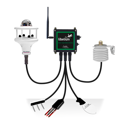 "Libelium IoT Kit ""Smart Agriculture Xtreme"""