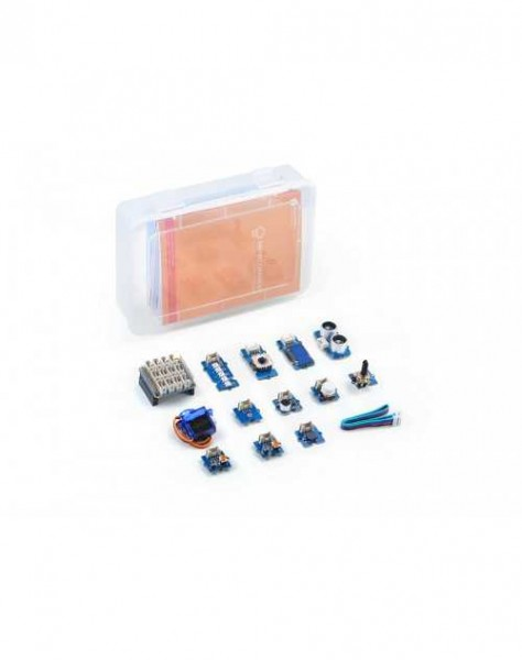 FriendlyELEC BakeBit Starter Kit, Open Source Kit for NanoPi Neo and Raspberry Pi