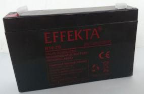 "ALLNET USV Ersatzbatterie, 6V- 7AH, für 19"" 1HE,"