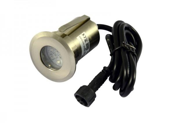 Synergy 21 LED Bodeneinbaustrahler ARGOS rund in-G-C IP67 RGB