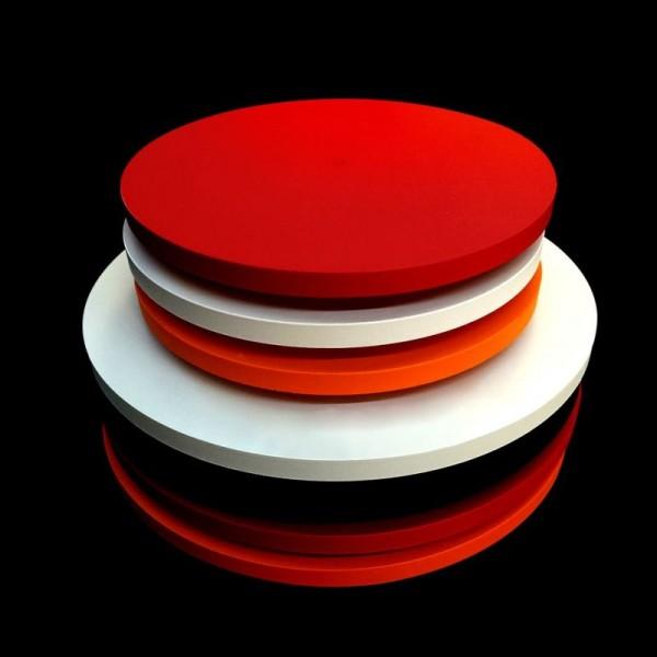 Synergy 21 LED Rundleuchte transparent zub. 12W Abdeckung orange