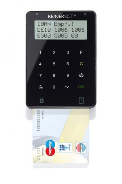 REINER SCT tanJack® bluetooth - Retail Pack