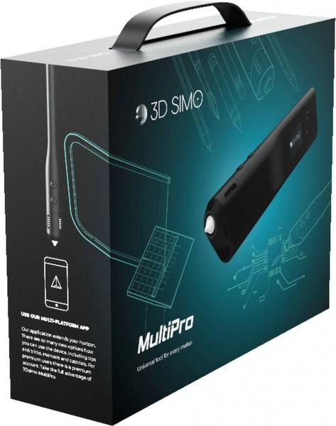 """3DSimo 3D Stift """"MultiPro Box"""" (3D zeichnen, löten, brennen & schneiden) ab 14 Jahren"""