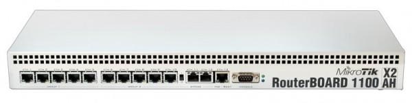 MikroTik RouterBOARD RB1100x4, 13x Gigabt